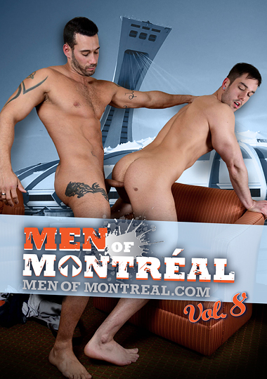 Men of Montreal 8 Cover Front