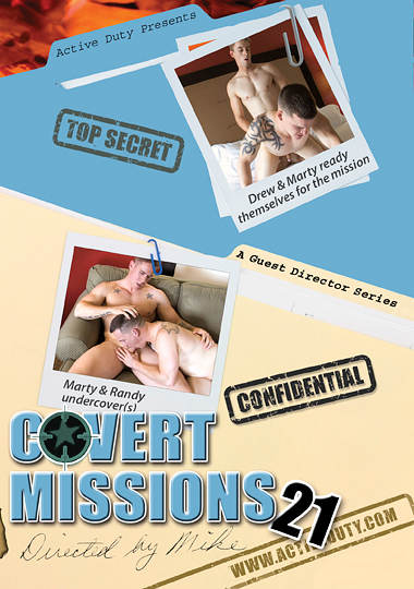 Covert Missions 21 cover