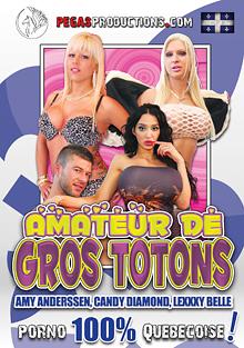 Amateur De Gros Totons cover