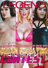 Cream Pie Eating Contest