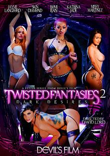 Twisted Fantasies 2: Dark Desires cover