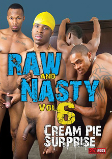 Raw And Nasty 6:  Cream Pie Surprise cover