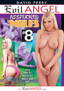 Assfucked MILFS 8 cover