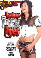 Hardcore T-Girl Pipe 2
