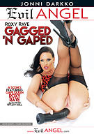 Roxy Raye Gagged 'N Gaped
