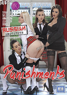 Russian Institute Lesson 21: Punishments cover