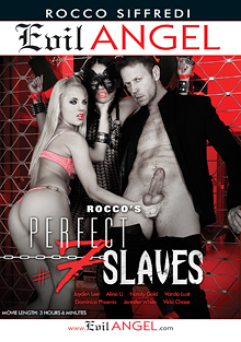 Rocco's Perfect Slaves 7 cover