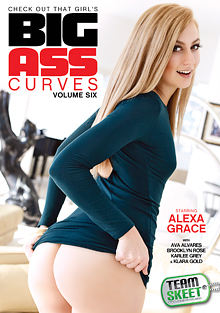 Big Ass Curves 6 cover