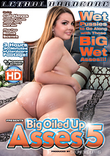 Big Oiled Up Asses 5