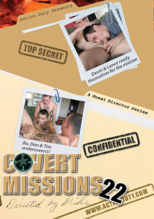 Covert Missions 22 cover