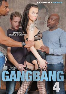 Planet Gang Bang 4 cover