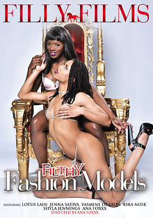 Filthy Fashion Models cover