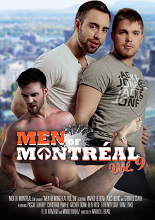 Men Of Montreal 9 cover