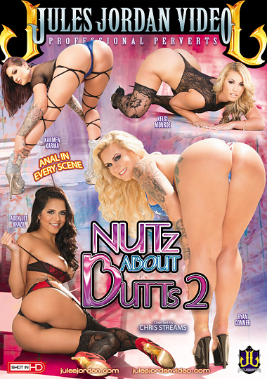 Nutz About Butts 2 cover