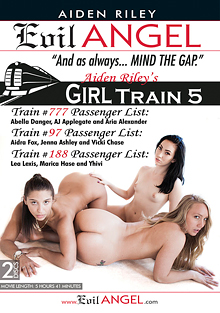 Girl Train 5 cover