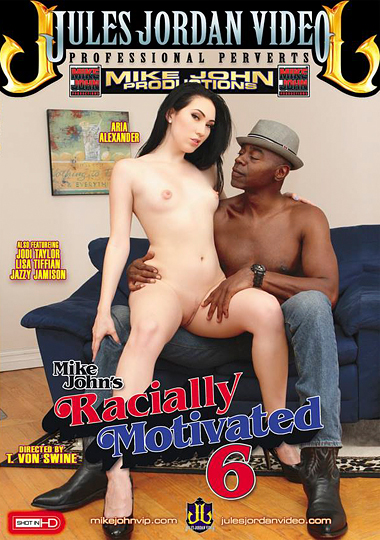 Racially Motivated 6 cover