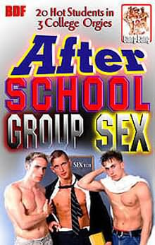 After School Group Sex