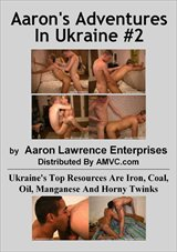 Aaron's Adventures in Ukraine 2