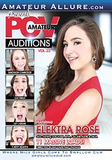 Amateur POV Auditions 22 Xvideos