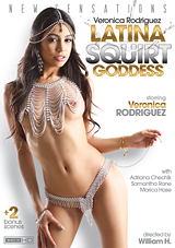 Veronica Rodriguez: Latina Squirt Goddess Xvideos