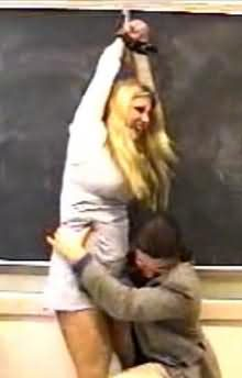 Tickle For Teacher
