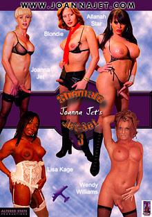 Joanna Jet's Shemale Jet-Set 3