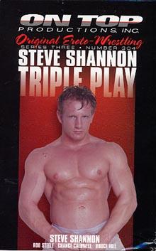 Steve Shannon: Triple Play