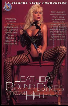Leather Bound Dykes From Hell 5