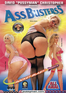 Pussyman's Ass Busters 5