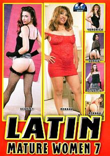 Latin Mature Women 7