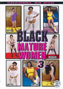 Black Mature Women 3