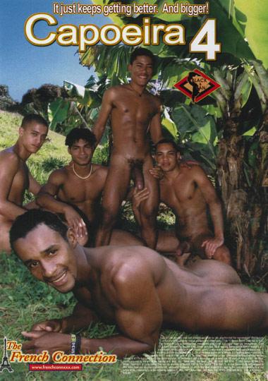 Capoeira 04 Cover Back