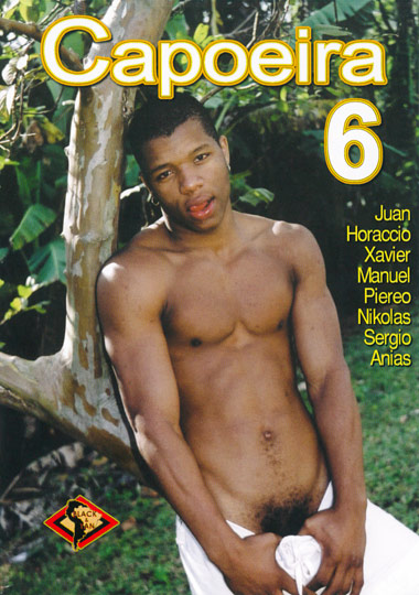 Capoeira 06 Cover Front