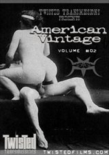 Adult Movies presents American Vintage 2