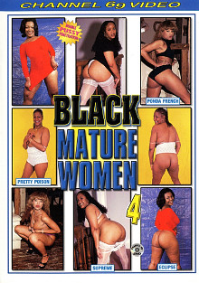 Black Mature Women 4