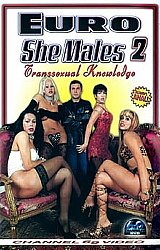 Euro Shemales 2:  Transsexual Knowledge