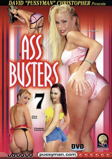 Pussyman's Ass Busters 7