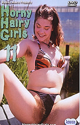 Horny Hairy Girls 11