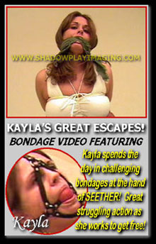Kayla Kayla's Great Escapes