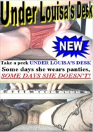 Under Louisa's Desk