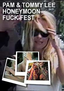 Pamela Anderson And Tommy Lee's Honeymoon Fuckfest cover