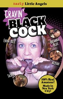 Cravin' Black Cock