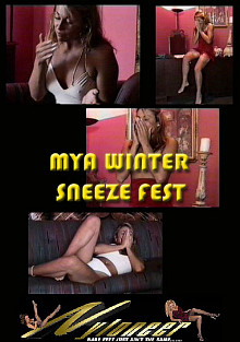 Mya Winter Sneezefest