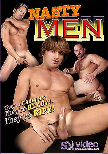 Nasty Men Cover Front
