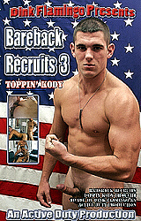 Bareback Recruits 3 Xvideo gay