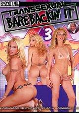 Transsexual Barebackin' It 3