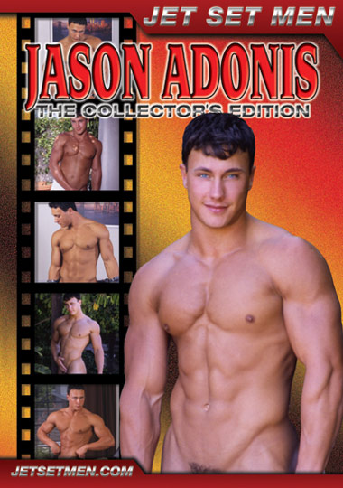 Jason Adonis The Collector's Edition cover