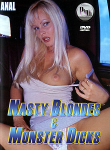 Nasty Blondes And Monster Dicks