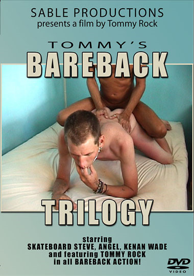 Watch Tommy's Bareback Trilogy | JT's Stockroom Gay Videos On Demand