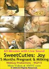 SweetCuties: Joy 5 Months Pregnant And Milking